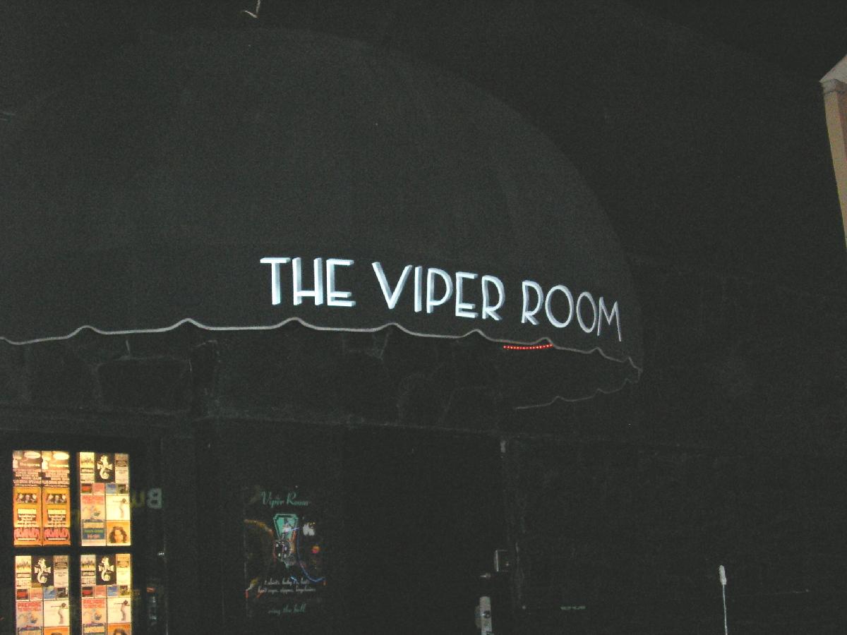 River phoenix viper room the viper room